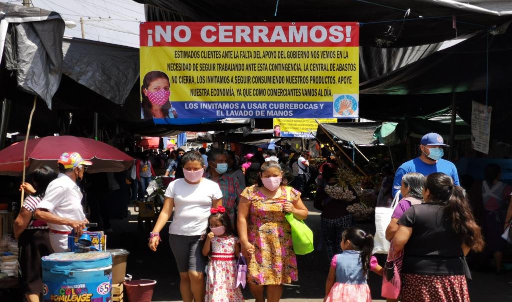 Oaxaca llega a 212 casos positivos de coronavirus