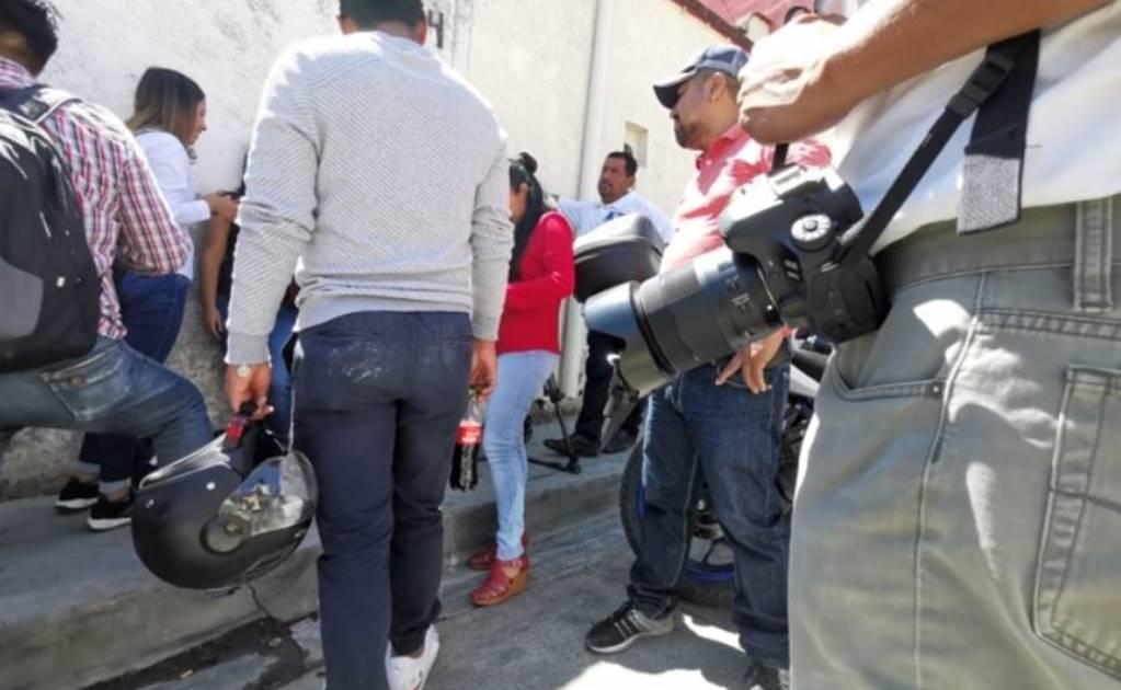 Indaga Defensoría 7 agresiones a periodistas en Oaxaca sólo en 2020