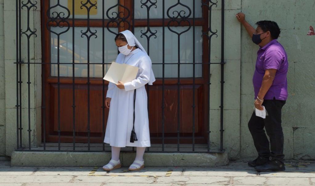 10 de mayo, el día con más casos de Covid-19 en Oaxaca; se espera un repunte de contagios