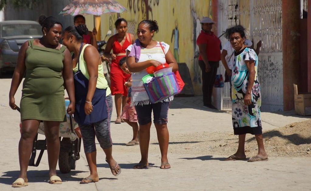 """Lejanía y aislamiento ha """"salvado"""" del virus a los pueblos afro de Oaxaca"""