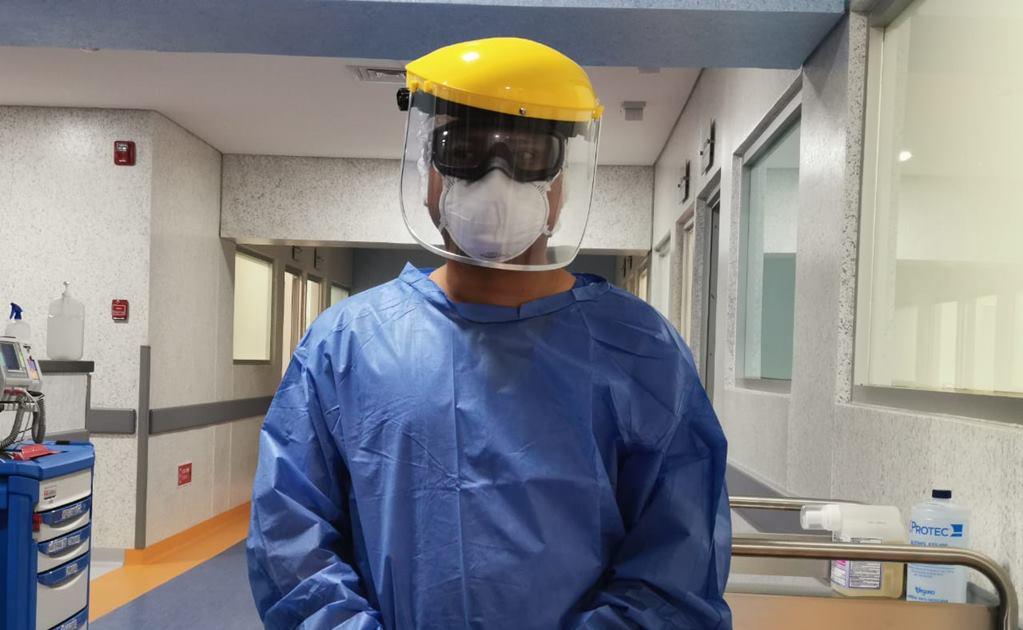 Oaxaca suma 12 integrantes del sector Salud con Covid-19 y dos médicos fallecidos