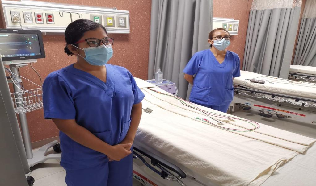 Hospital Regional de Alta Especialidad al límite de su capacidad, no podra recibir más pacientes