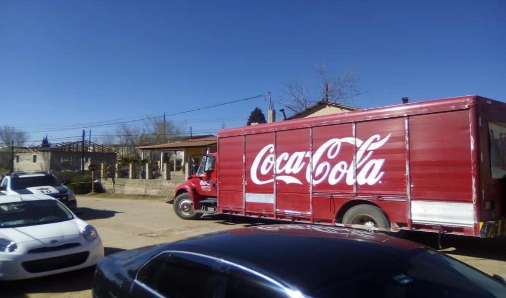 Totontepec restringe accesos a Coca Cola y Sabritas sólo permitirá la entrada de frutas y verduras