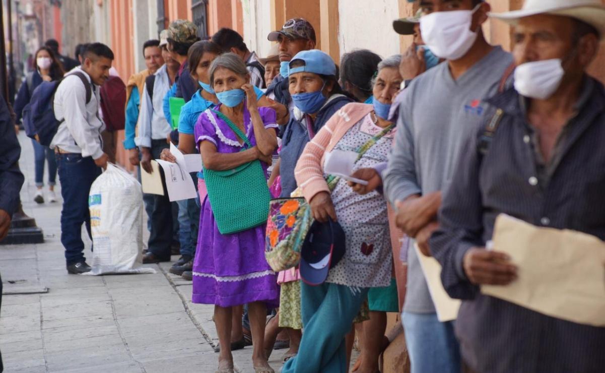 Oaxaca suma 43 nuevos casos de Covid-19 en un día; acumula 369 positivos y 64 fallecimientos