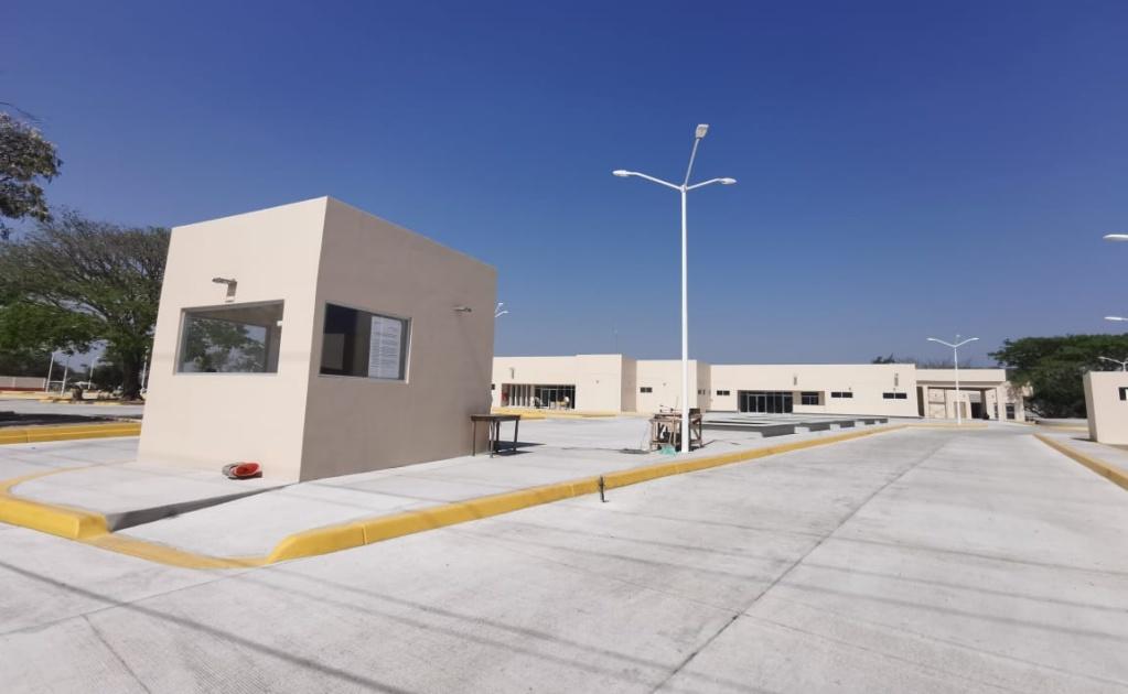 Urge personal de Salud de Juchitán inaugurar hospital Covid-19 donado por Grupo México