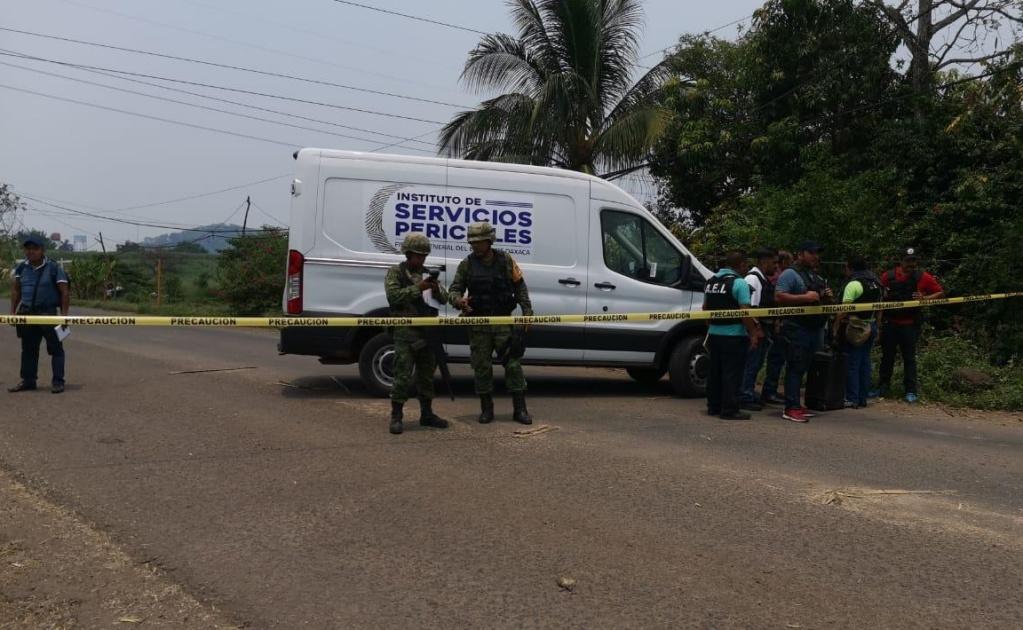 Investiga Fiscalía de Oaxaca ataque armado contra policías en Acatlán de Pérez Figueroa