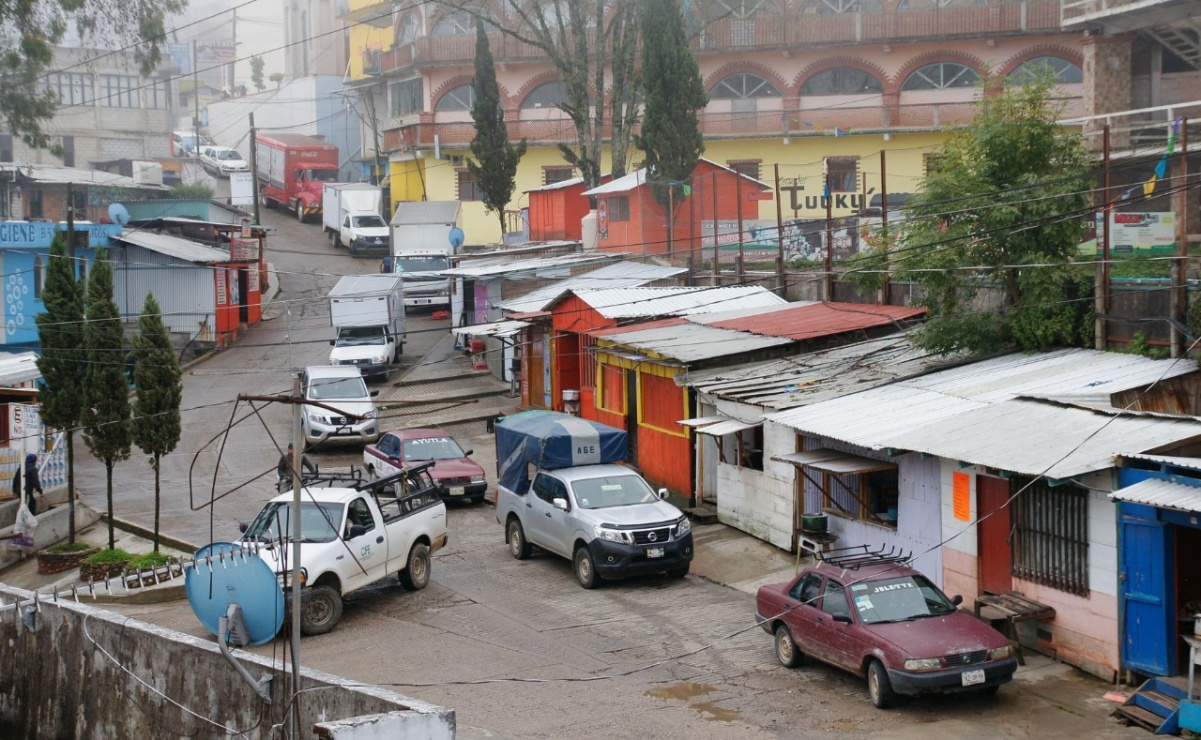 Se blindan los pueblos mixes ante avance de pandemia en su territorio