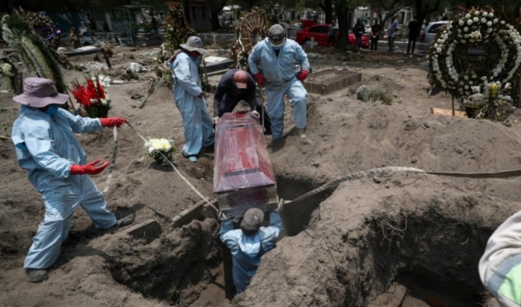 """""""Postales de la pandemia"""", las mejores imágenes de la semana"""