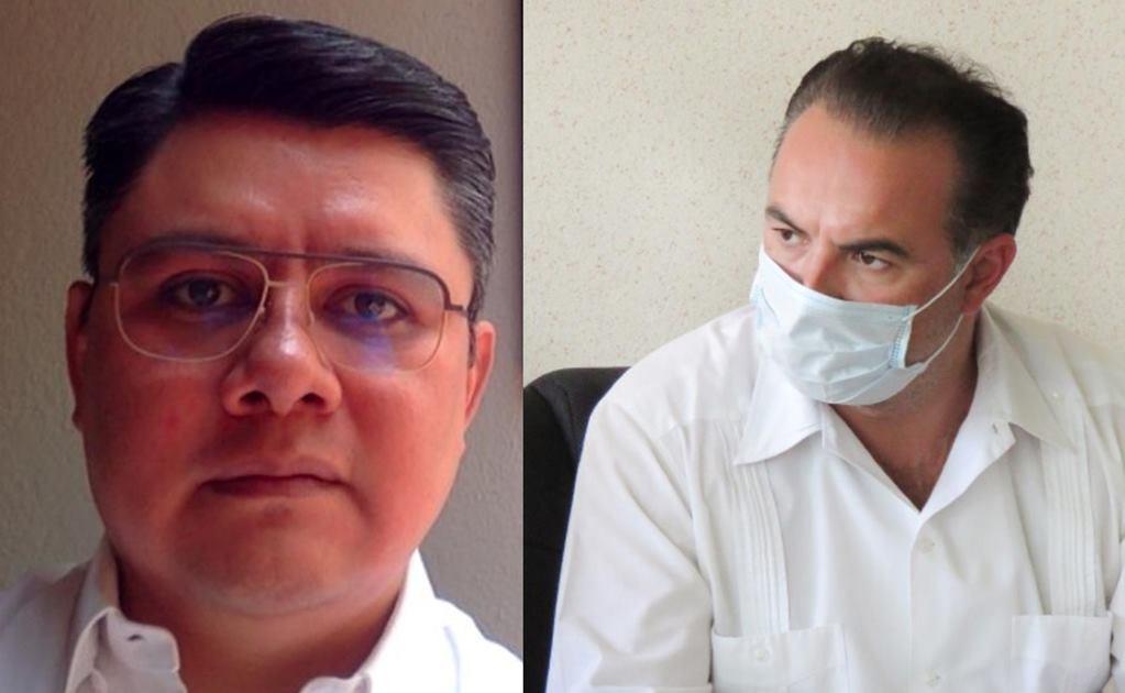Dan positivo a Covid-19 dos secretarios del gabinete de Murat