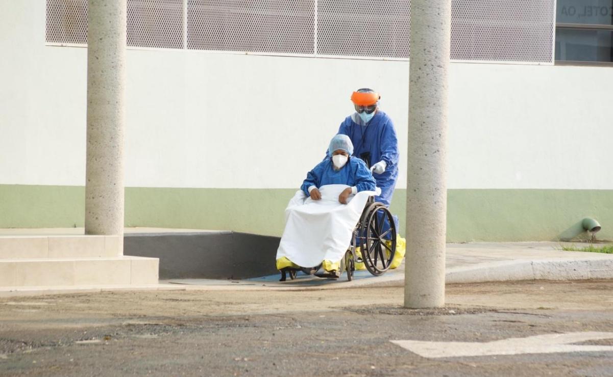 Llegan a 200 los contagios de Covid-19 entre personal médico de hospitales de Oaxaca