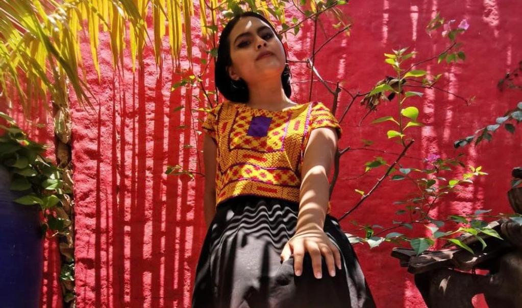 Joven zapoteca nominada a las Diosas de Plata gana premio de poesía sobre pandemia