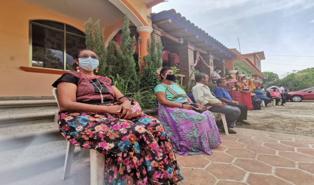 Sin fiestas masivas y con ritual simbólico, así se celebran las Velas istmeñas por la pandemia
