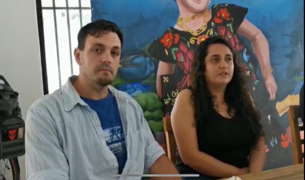 Estadounidense denuncia ante embajada agresión de policías municipales de Juchitán