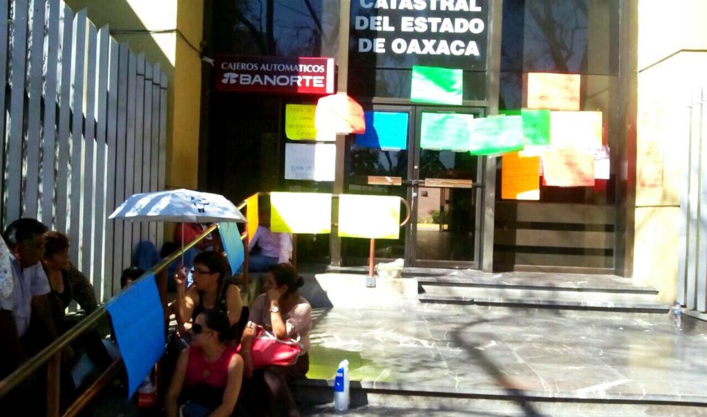 Se ampara delegada de Miahuatlán ante violencia de género en Instituto Catastral