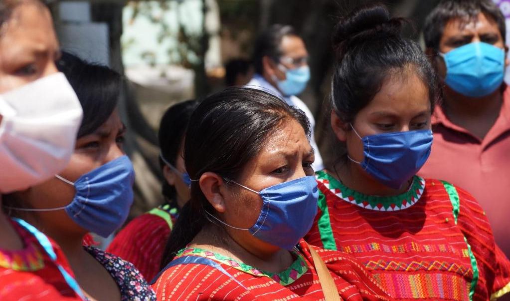 Autonomía, la única defensa de los pueblos indígenas ante el virus y la discriminación: ONU