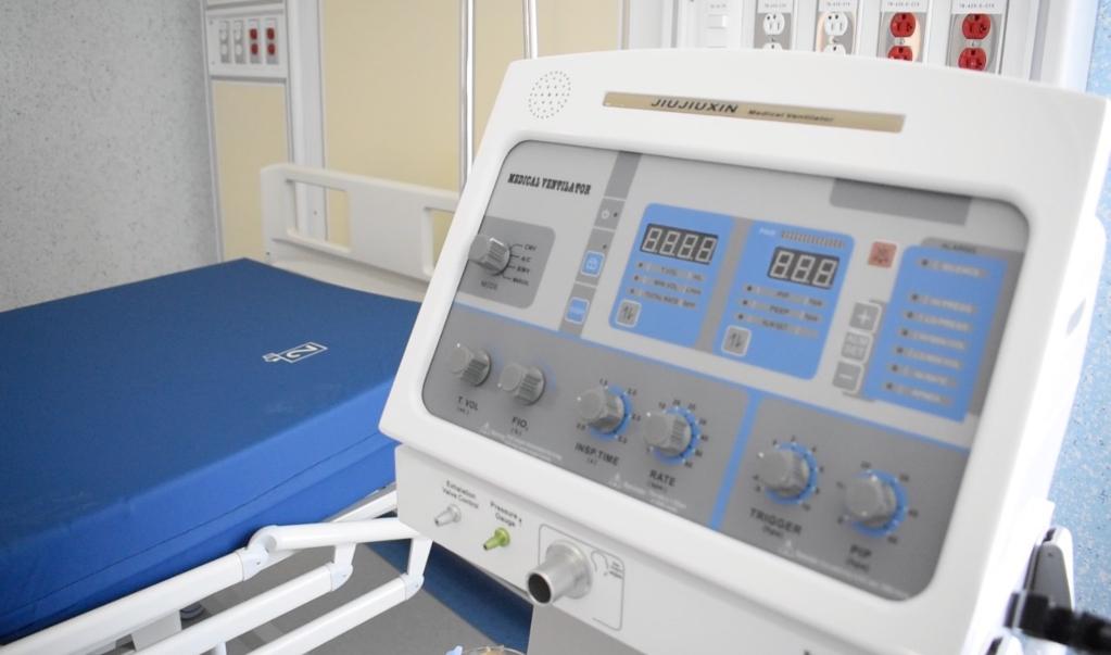 Desde China, llegarán más respiradores artificiales para pacientes por Covid-19 en Oaxaca