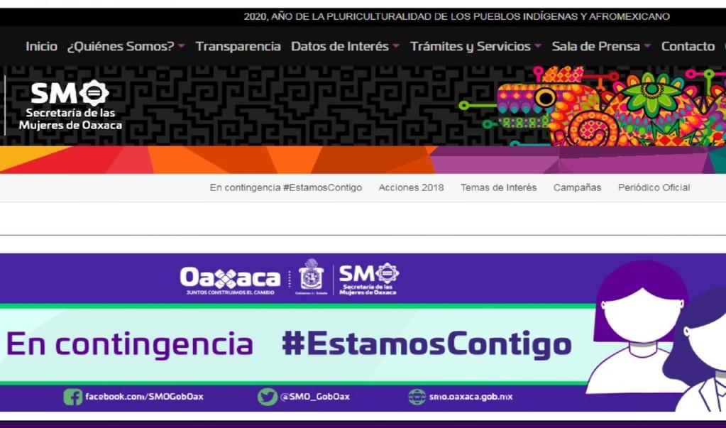 Destacan a Oaxaca en tercer lugar en Ranking de Portales Estatales de Transparencia