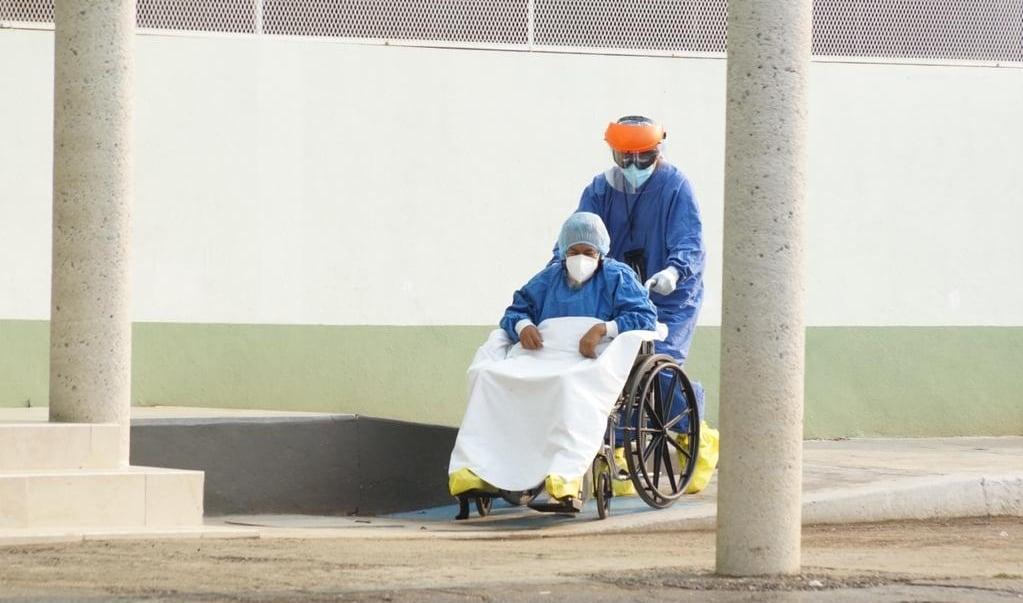Hospitales de la Niñez y de Especialidades están al límite de ocupación por pacientes de Covid-19