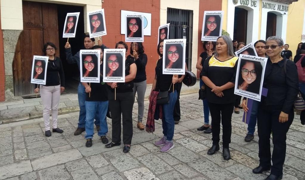 Denuncia Consorcio Oaxaca amenaza de muerte y ataques por seguimiento a caso María del Sol
