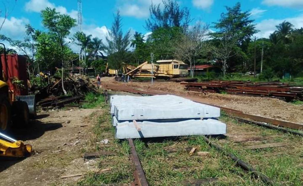 Suspenden obras del Tren Transístmico, buscarán aval de comunidades mixes afectadas