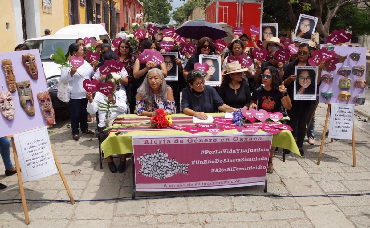 Observatorio Ciudadano Nacional del Feminicidio pide a Segob garantizar seguridad de integrantes de Consorcio Oaxaca