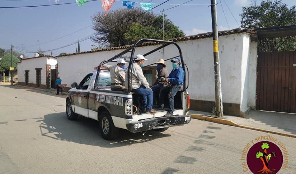 Cae en Veracruz policía de Huitzo que entregó a Diego para que lo golpearan hasta morir
