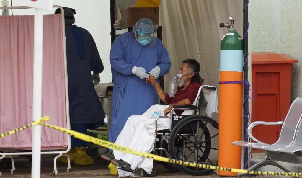 Suman 862 trabajadores de la Salud contagiados de Covid-19; han muerto 5 sindicalizados