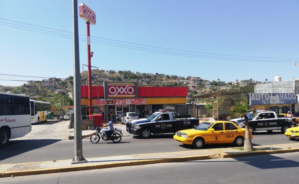 Detiene fiscalía a presunto asaltante de 30 tiendas Oxxo
