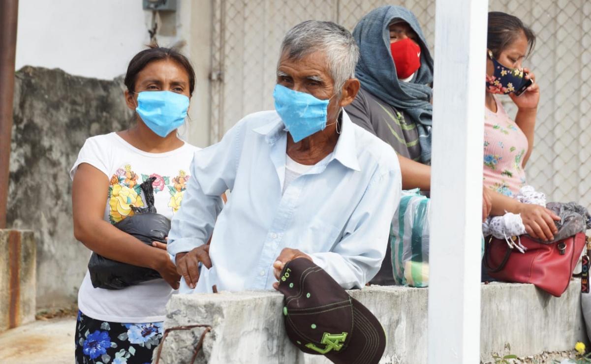 Exige CNDH a Oaxaca cumplir medidas cautelares a favor de pobladores de San Mateo del Mar