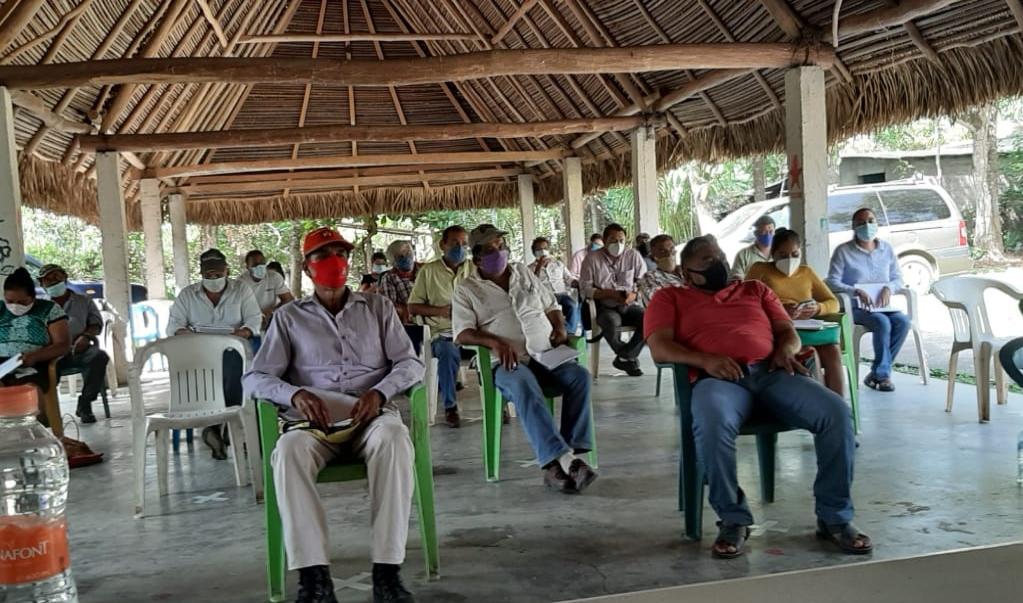 Crean 14 comunidades indígenas frente para frenar obras del Tren Transístmico