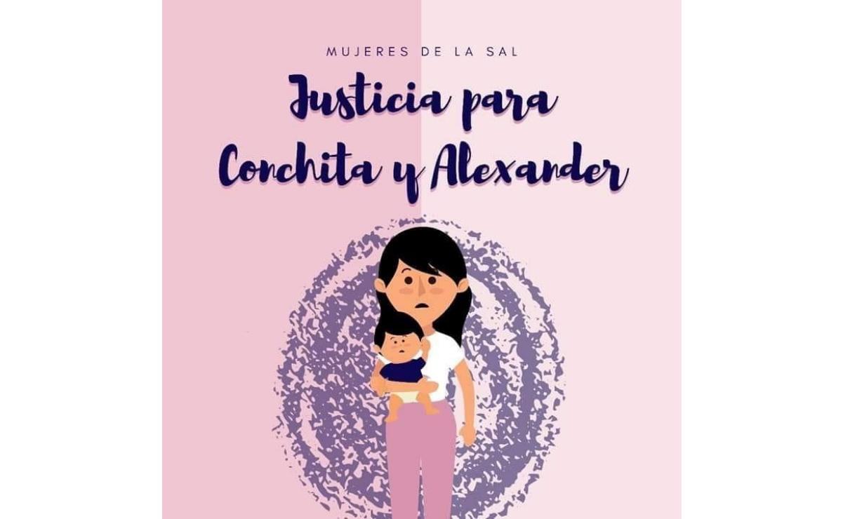 Detiene fiscalía a presunto feminicida de María y su bebé