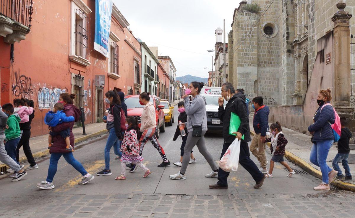 Suman 6 mil 534 casos positivos y 662 defunciones por Covid-19 en Oaxaca