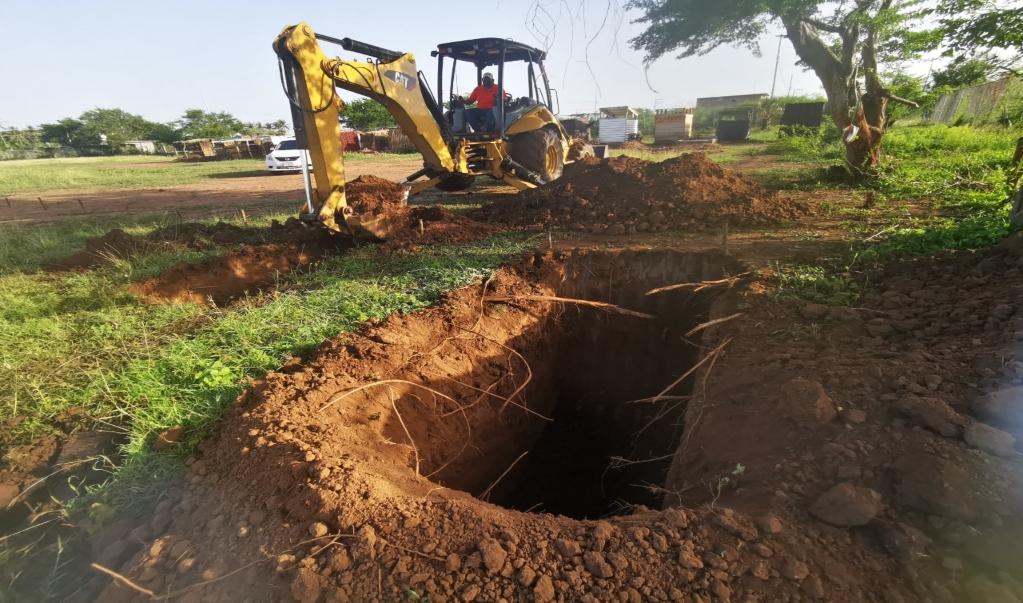 Para medir la pandemia, en Juchitán las tumbas no mienten