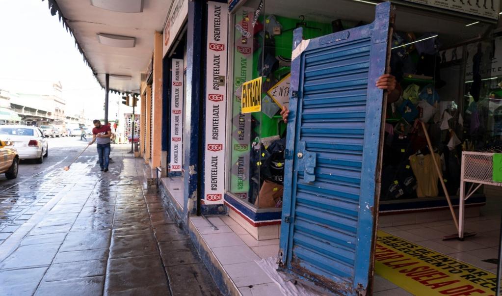 Estiman cierre definitivo de 10% de negocios en Oaxaca por pandemia
