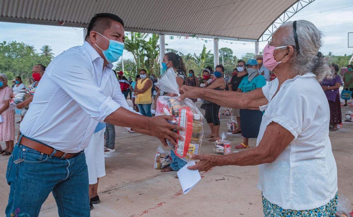 Dan prisión preventiva a hombre que intentó extorsionar a edil de Tuxtepec