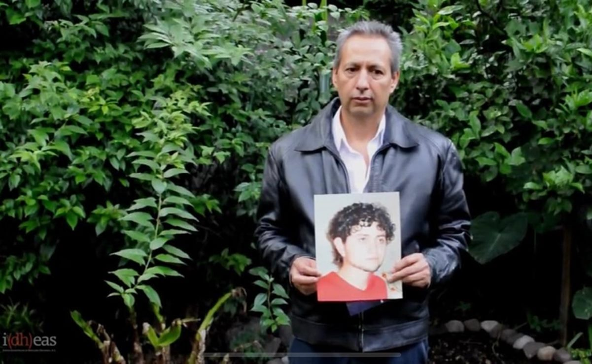 Exige familia que Federación asuma búsqueda de alumno de la UNAM desaparecido en 2011 en Oaxaca