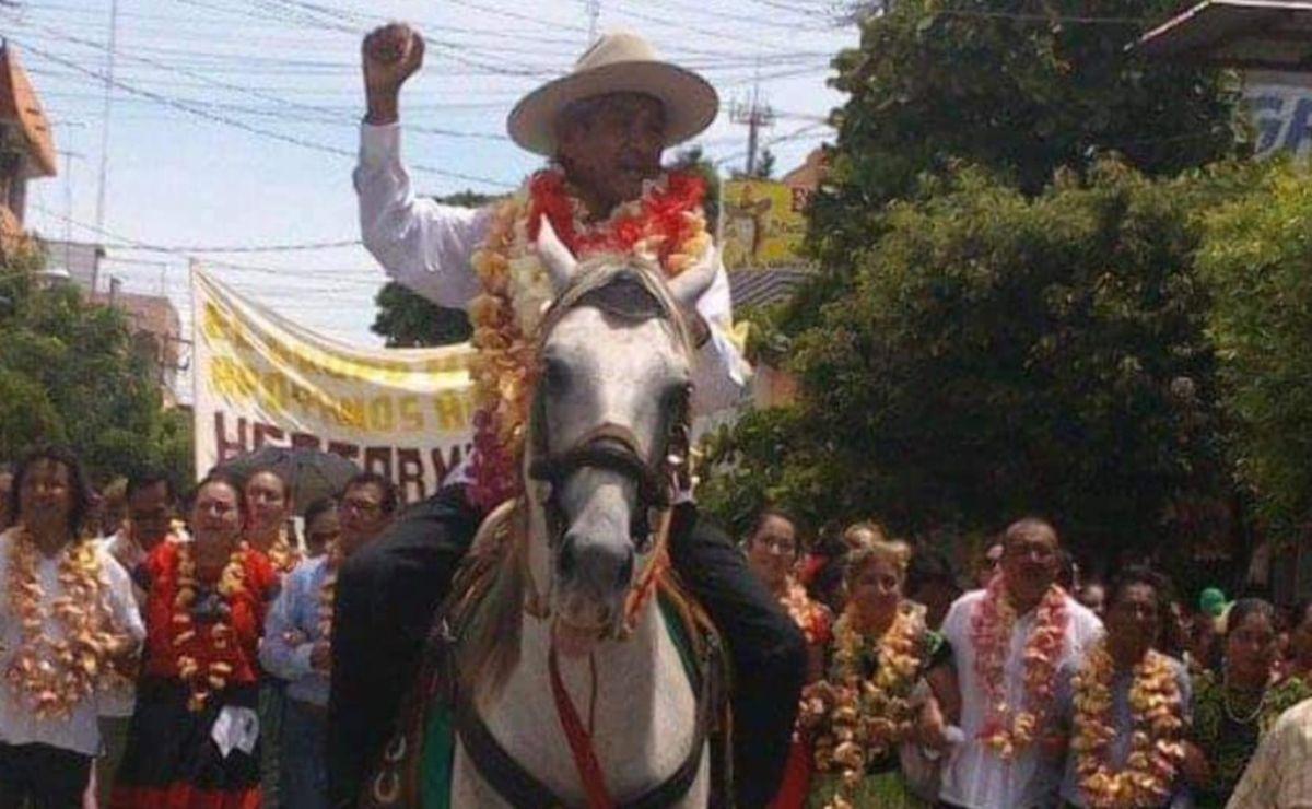 Lamenta clase política muerte de Héctor Matus, exadministrador de Juchitán