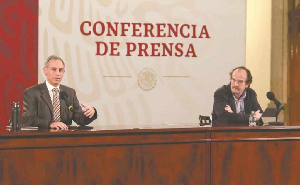 López-Gatell admite rebrotes y echa la culpa a los estados