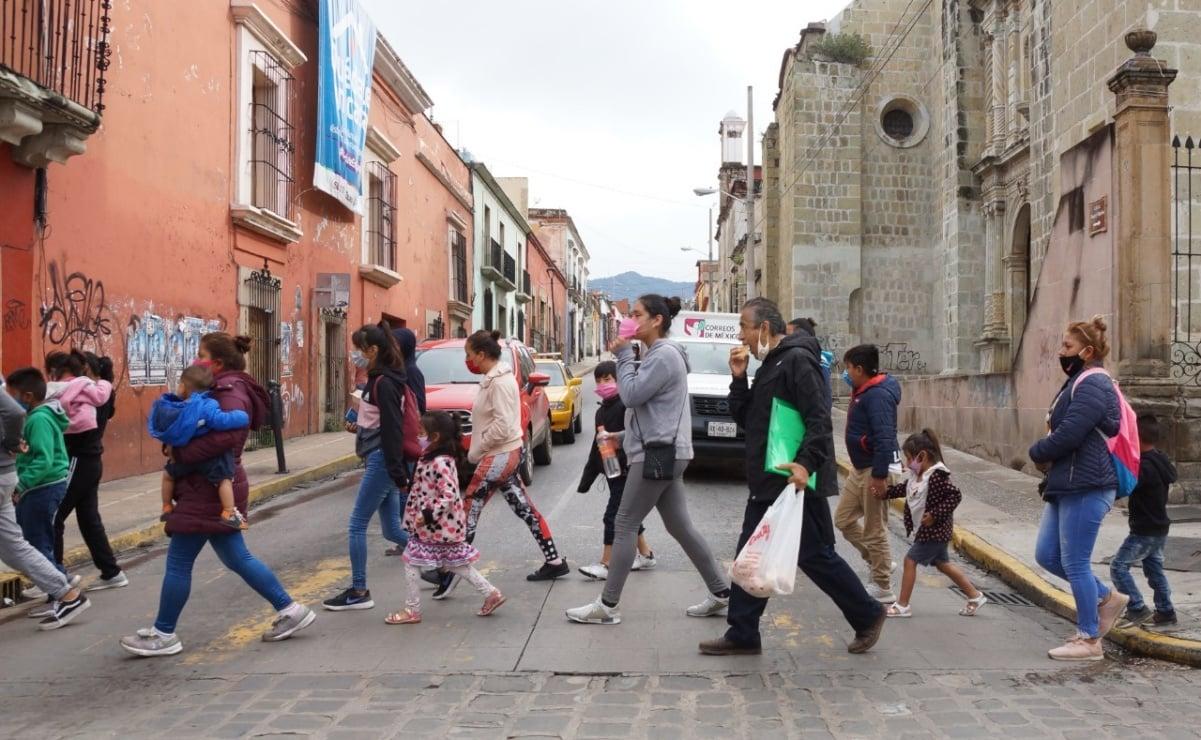 En semáforo naranja, se disparan casos activos de Covid-19 en Oaxaca