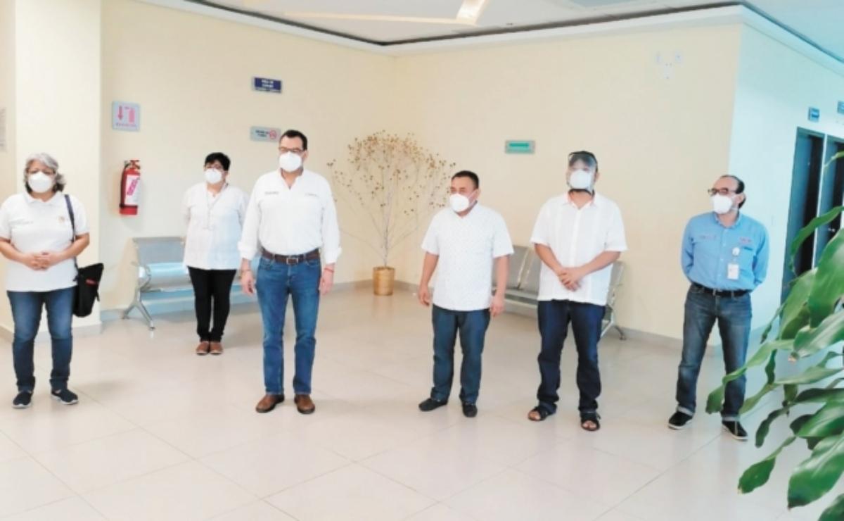 Tras 170 casos de Covid, hospital de Juchitán sólo atiende urgencias por falta de personal