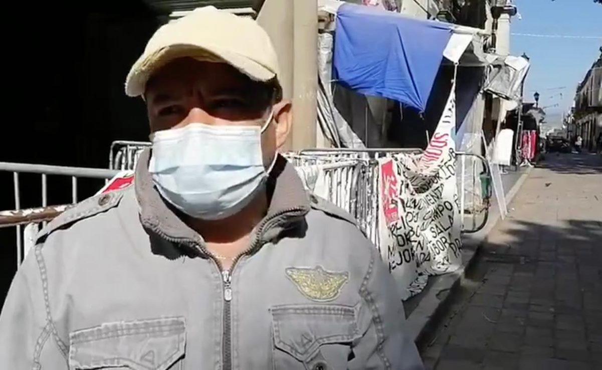 Denuncia líder campesino detención arbitraria; pide intervención de la Defensoría