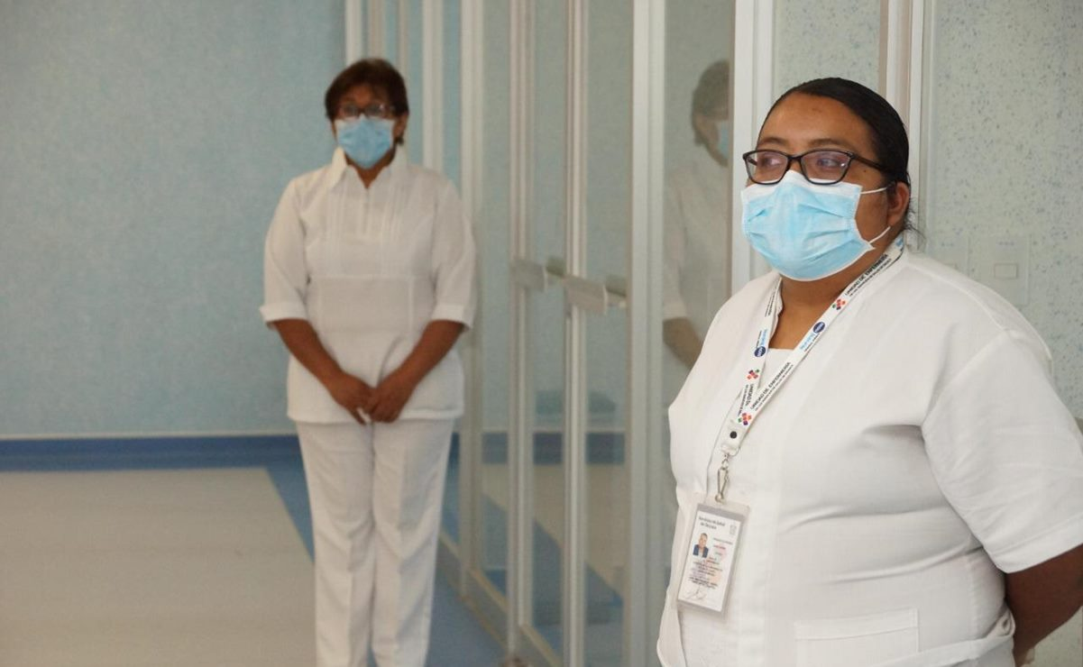 Reportan SSO 52.7% de disponibilidad hospitalaria para la atención de Covid-19