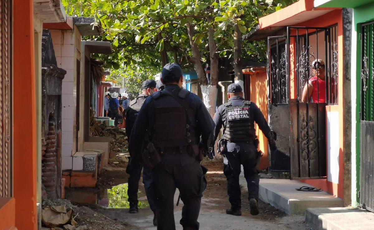 Aíslan a 42 policías municipales de Juchitán por síntomas de Covid-19