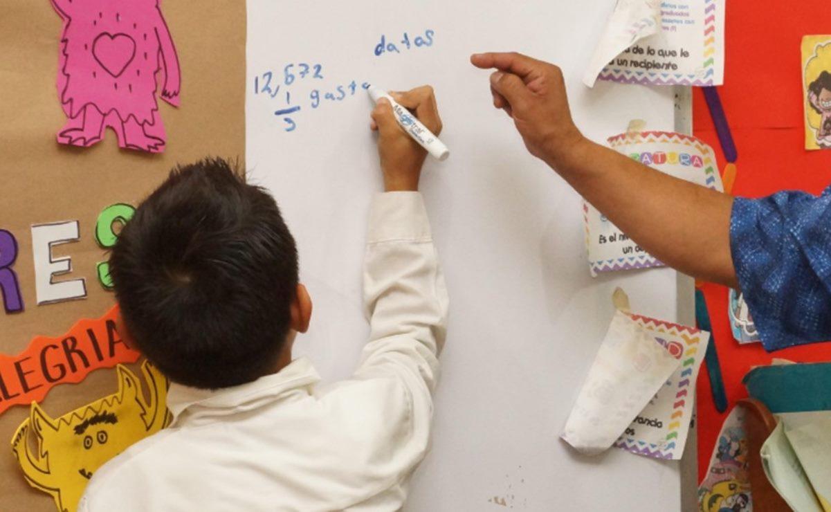 Buscan que en Oaxaca padres de familia decidan contenidos de educación sexual en escuelas