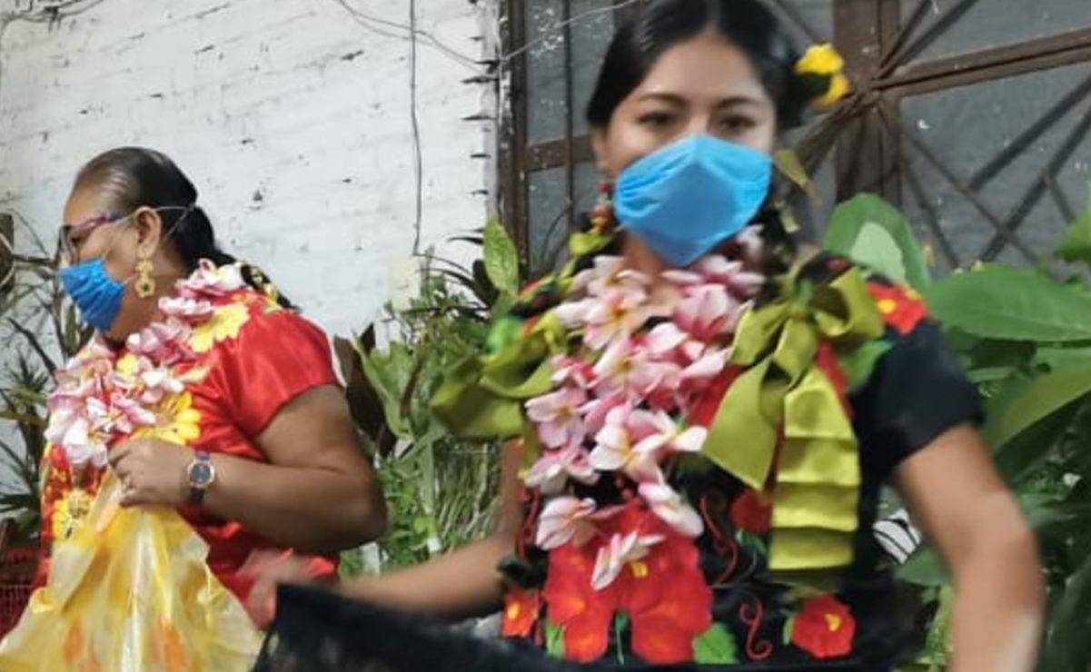 Confirman 7 mil 964 contagios por Covid-19 en Oaxaca, y 765 fallecimientos