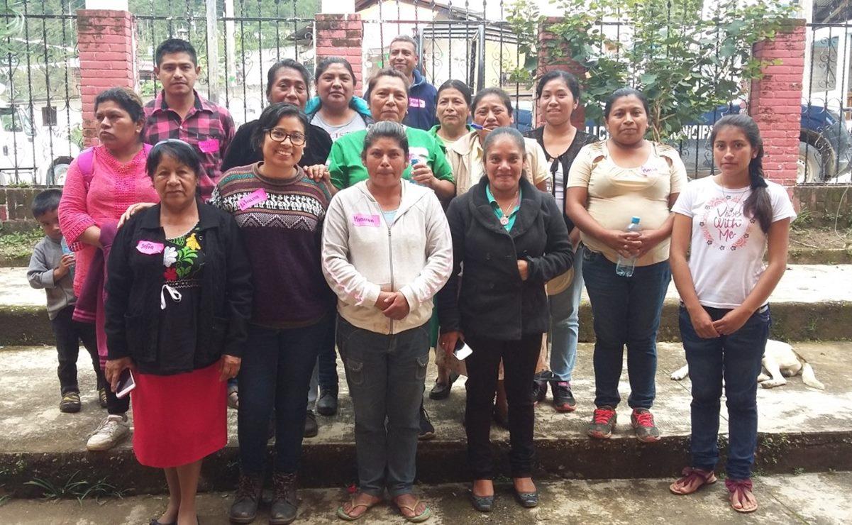Busca Yucuhiti, comunidad mixteca con Alerta de Género, que mujeres accedan a la justicia