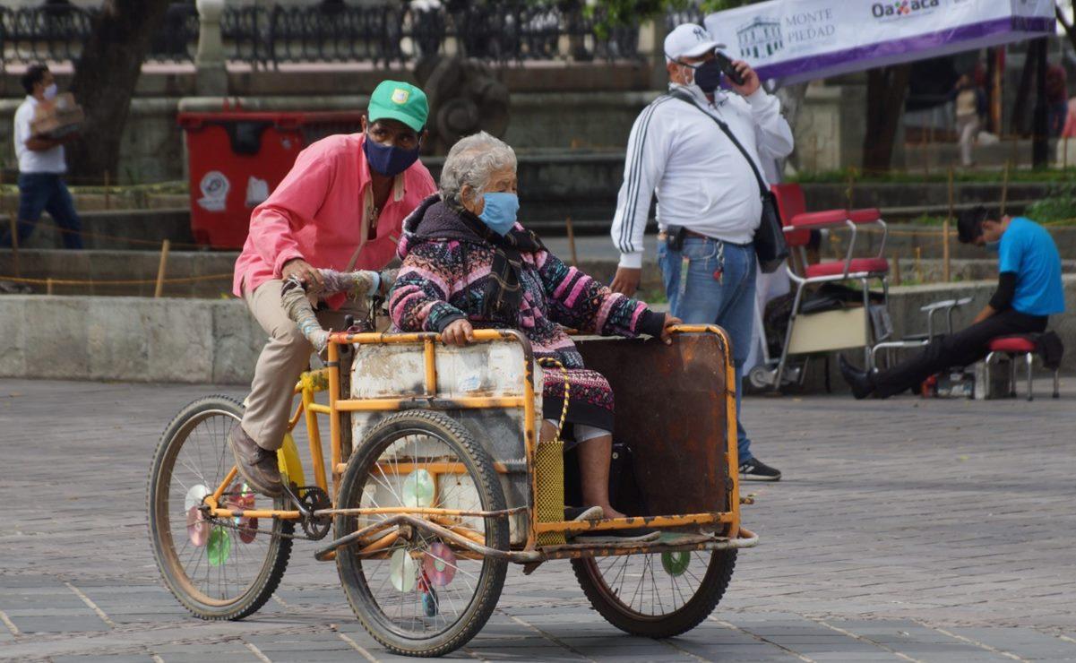 Rebasa Oaxaca 8 mil contagios por Covid-19, registran 777 fallecimientos