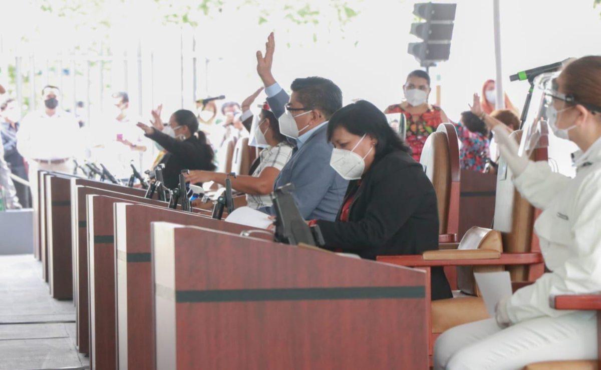 Piden indagar a autoridades sanitarias por brotes de Covid-19 en hospitales de Oaxaca