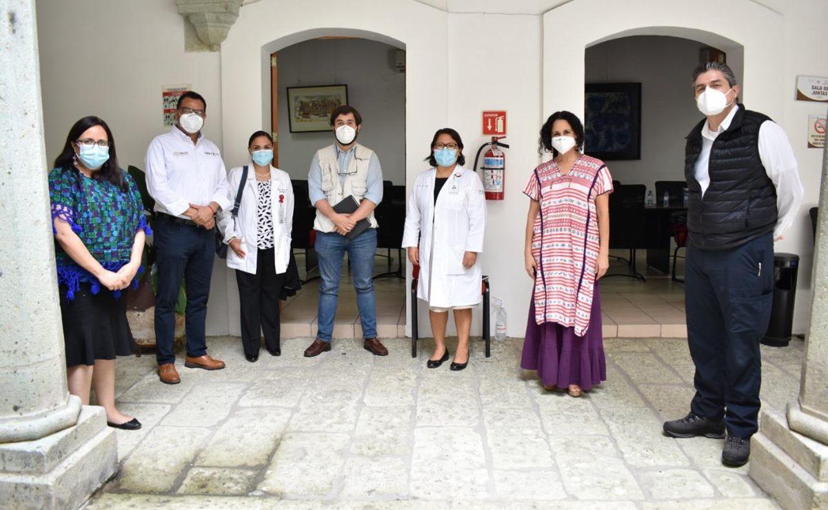 Brigadas de respuesta rápida atenderán regiones de Oaxaca con picos de contagios de Covid-19