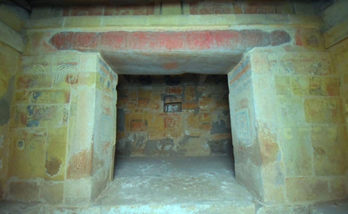 Replicarán tumba mixteca que resurgió tras sismo de 2017